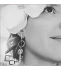 Veronica - Boucles d'Oreilles Argent