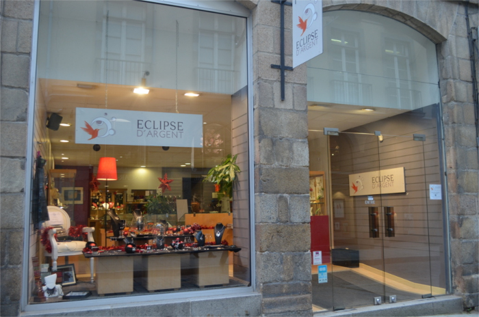 Eclipse d'Argent La boutique de Rennes