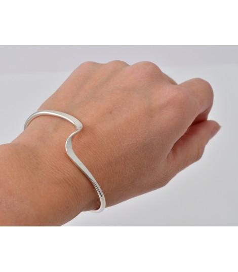 Väg 1 - Bracelet Argent