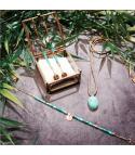 New Amulette - Collier doré