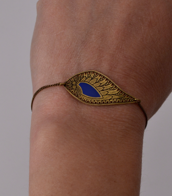 Douce Plume - Bracelet Fantaisie